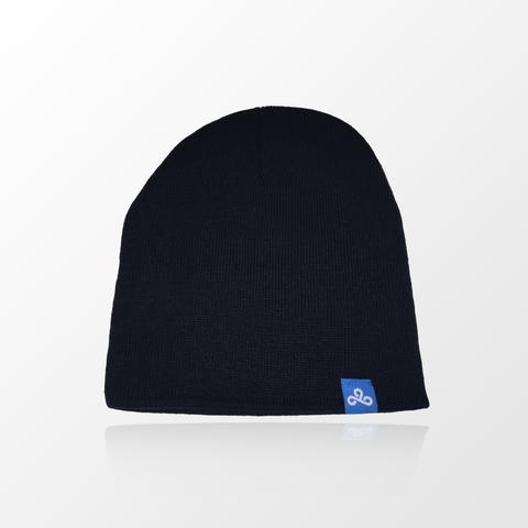 Black Cloud9 Beanie