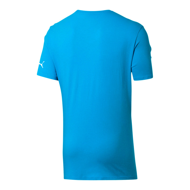 Puma x Cloud9 Origin T-Shirt. Blue.