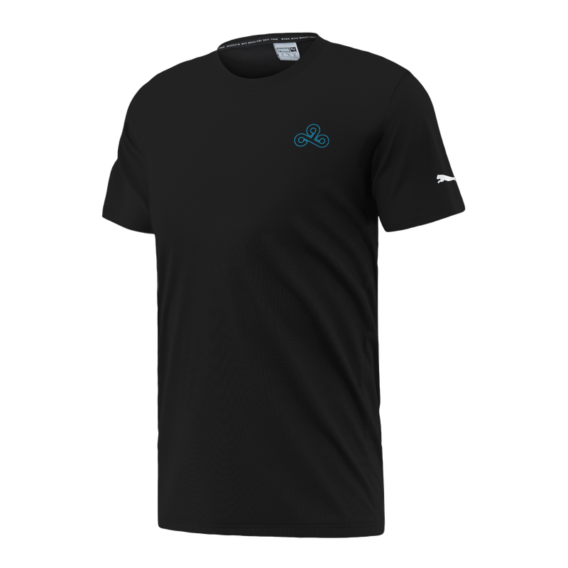 Puma x Cloud9 Illume T-Shirt. Black.
