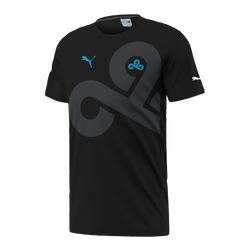 Puma x Cloud9 Origin T-Shirt. Black.