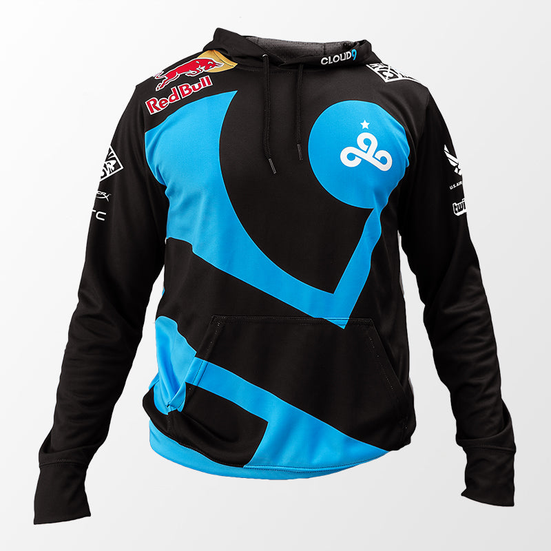 Cloud9 Reverse Pullover Hoodie CS:GO Edition