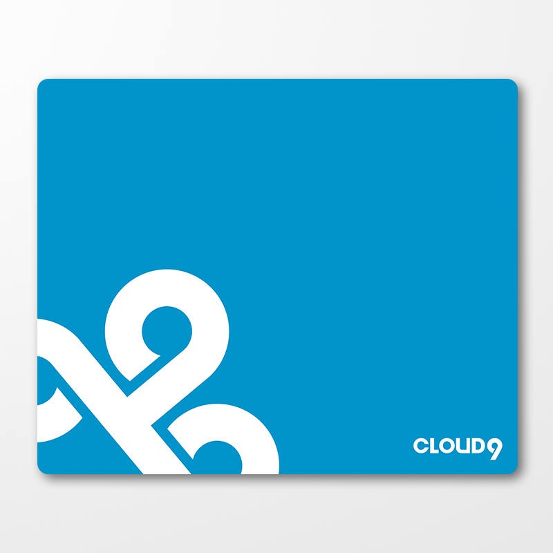 Cloud9 Blue Mousepad