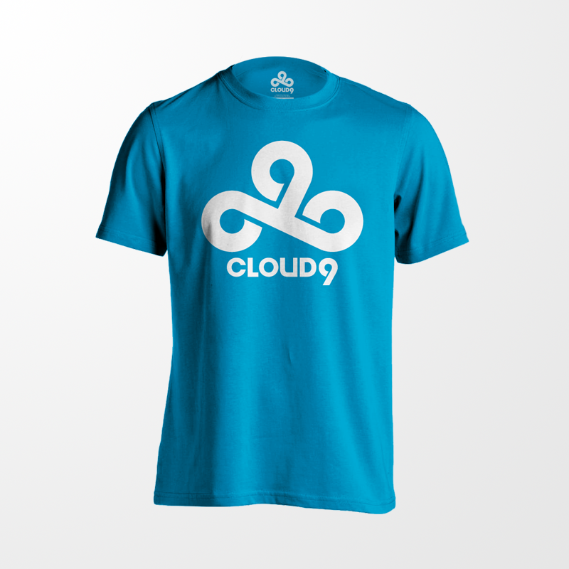 Blue Cloud9 T-Shirt