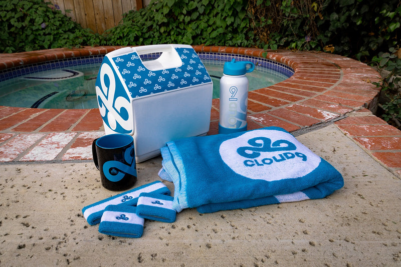 Cloud9 Giant Towel.