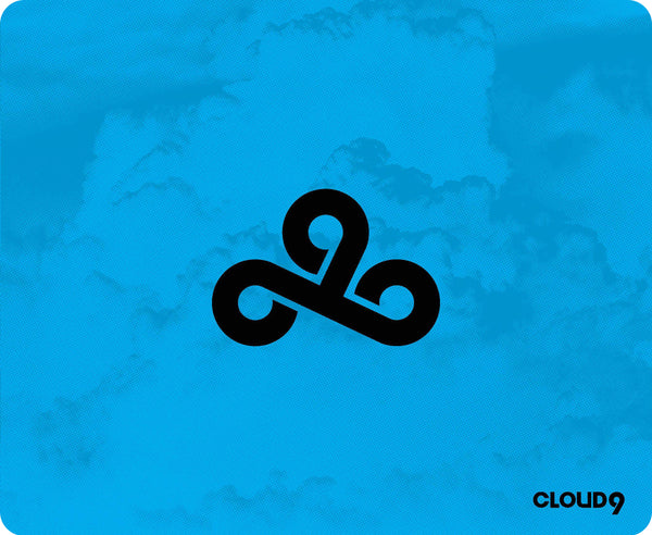 Cloud9 Clouds Mousepad