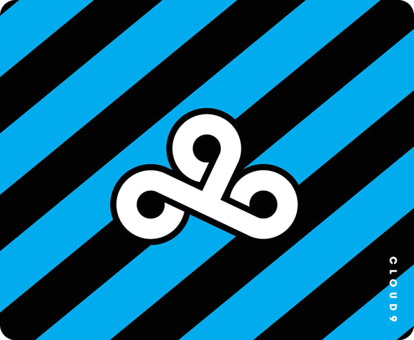 Cloud9 Stripes Mousepad
