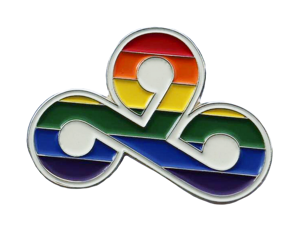 Cloud9 Pride Pin
