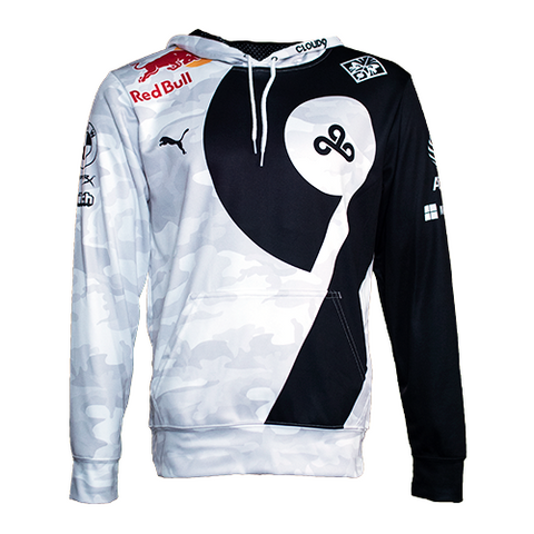 Cloud9 Camo Pro 2019 Pullover Hoodie