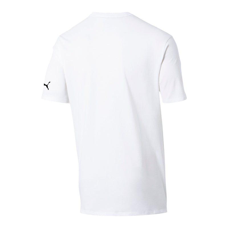 Puma x Cloud9 Pixels T-Shirt. White.