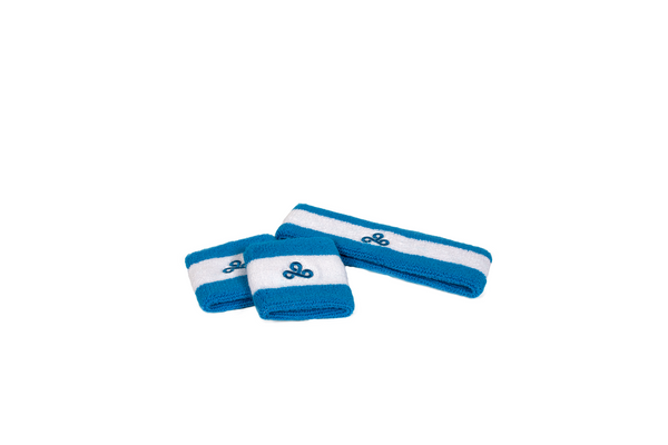 Cloud9 Sweatband Set