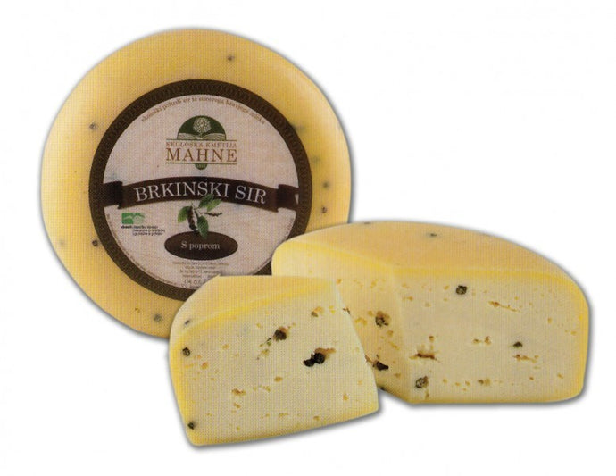 Organic Brkini cheese