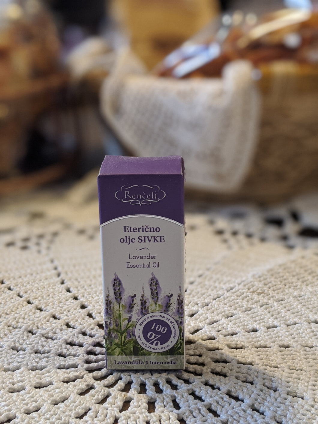 Lavender essential oil 10ml- Lavender X Intermedia