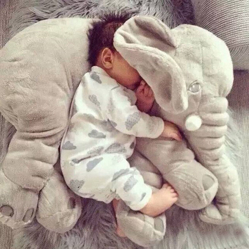 Elephant Baby Playmate Calm Pillow Doll