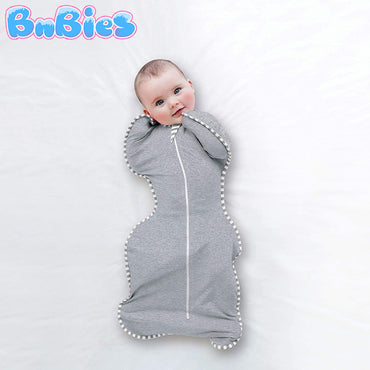 Arms Up Cotton Swaddle Wrap