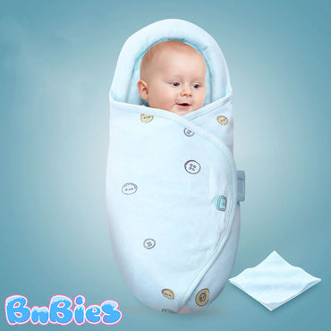 Pure Cotton Baby Swaddle