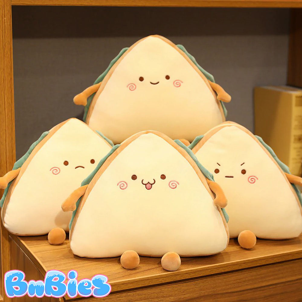 Fluffy Sandwich Cotton Filled Plush