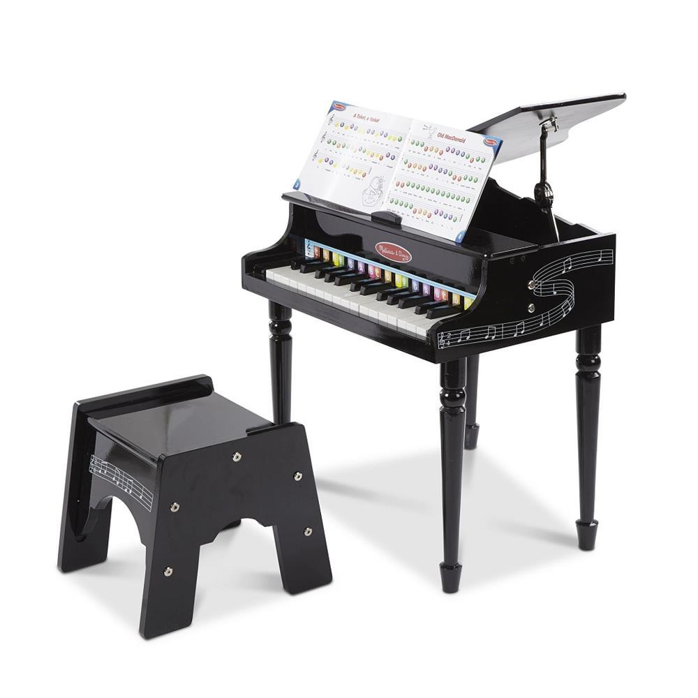 Melissa & Doug Learn to Play Classic Grand Piano