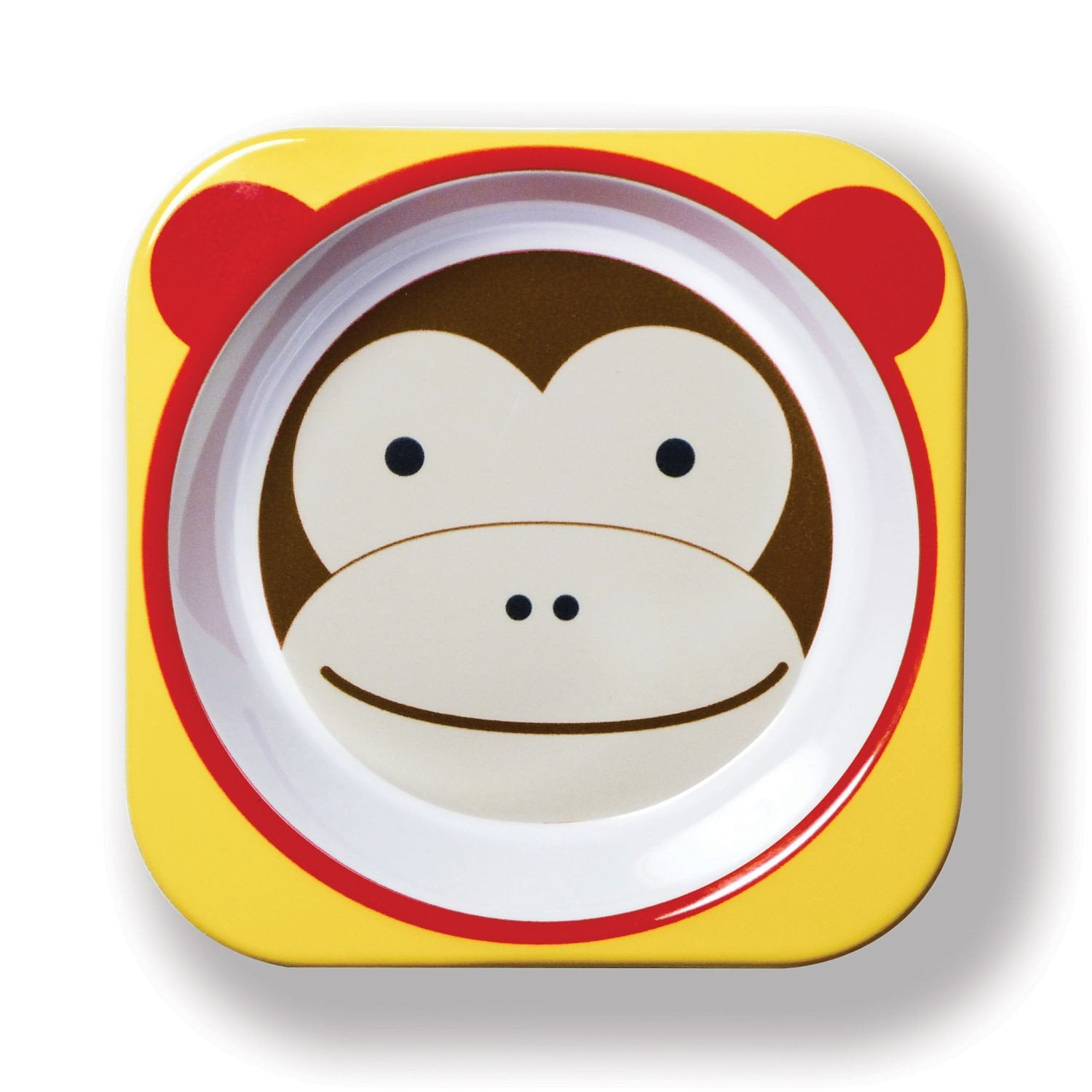 Skip Hop Zoo Tableware Monkey Plate