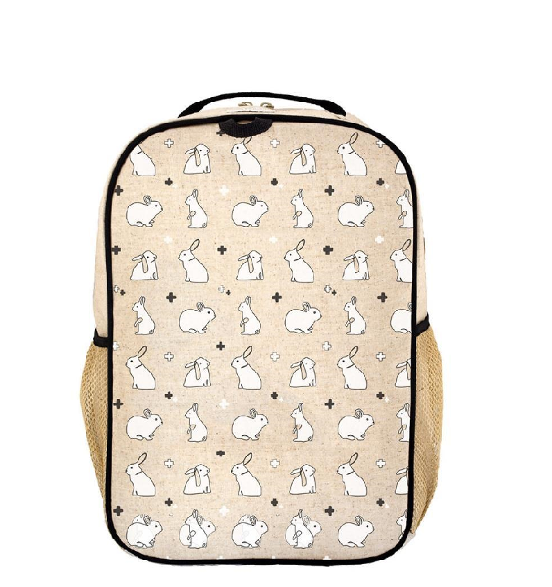 SoYoung Bunny Tile Grade School Backpack