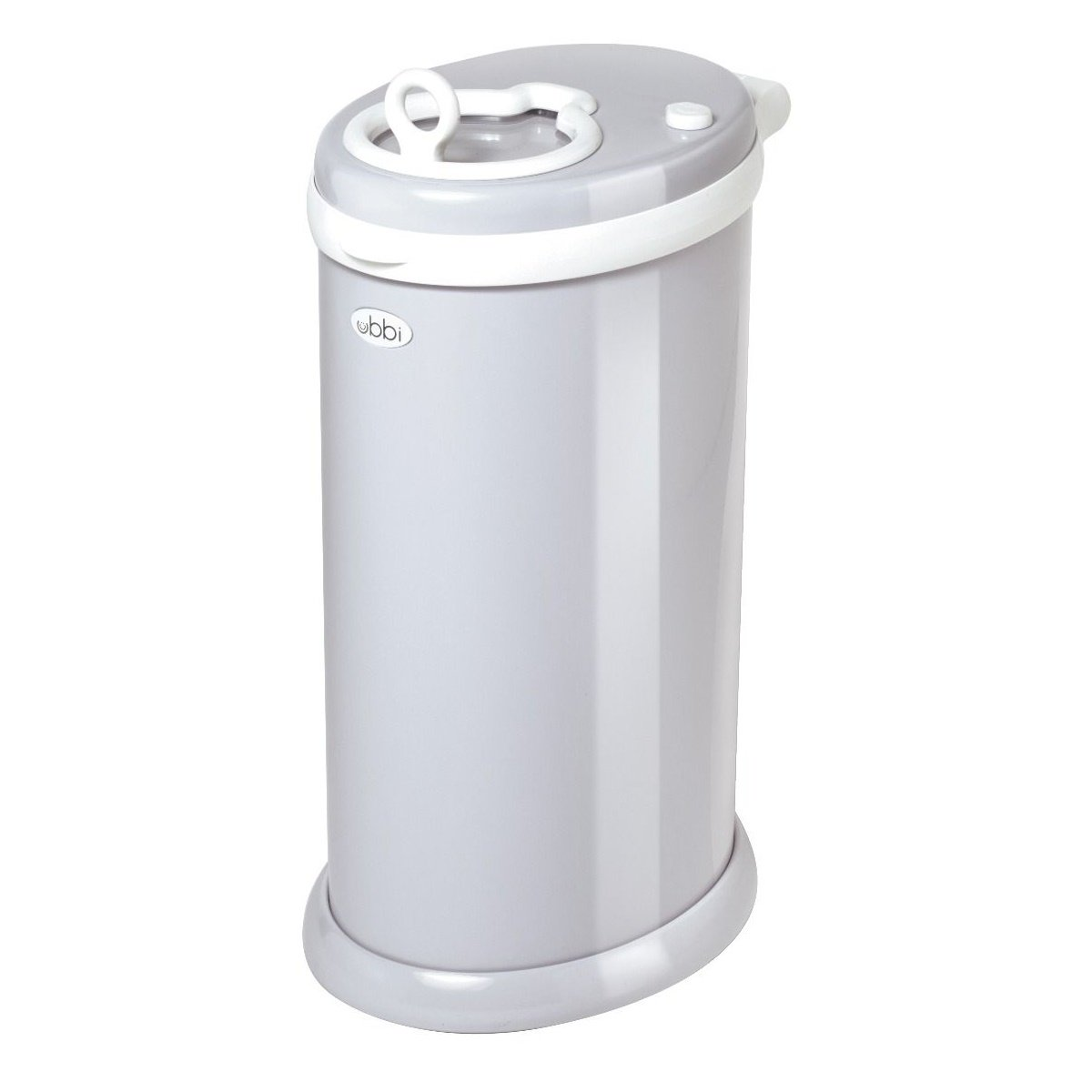 Ubbi Diaper Pail in Grey