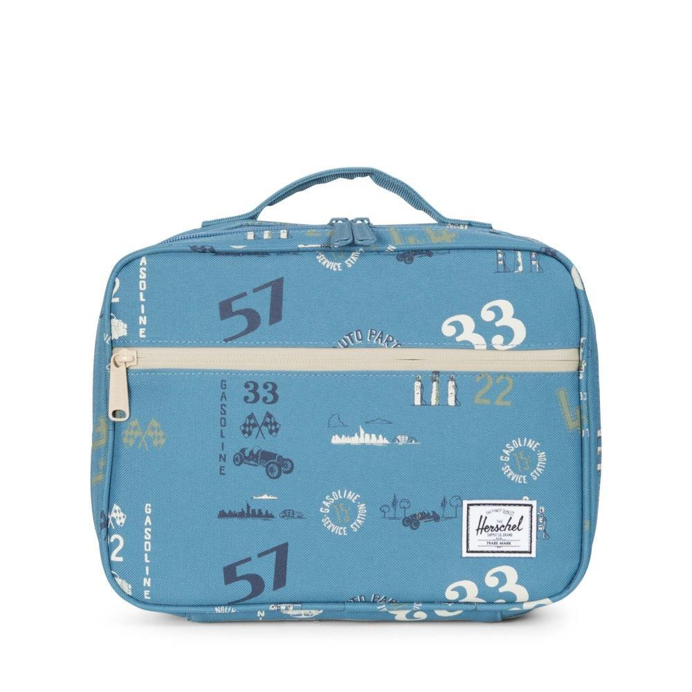 Herschel Pop Quiz Lunch Box Pop Quiz Lunch Box in Road Trip
