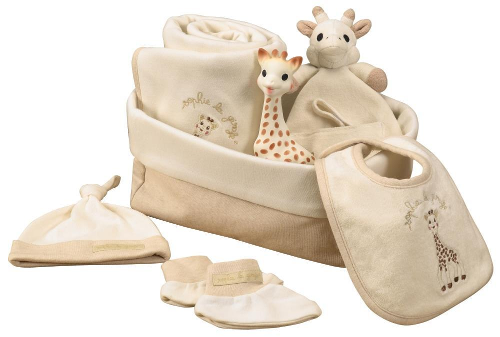 "Vulli Toys So'Pure ""My First Hours"" Gift Box Sophie La Girafe"