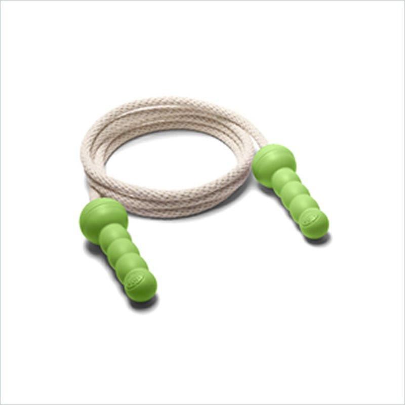 Green Toys Jump Rope in Green