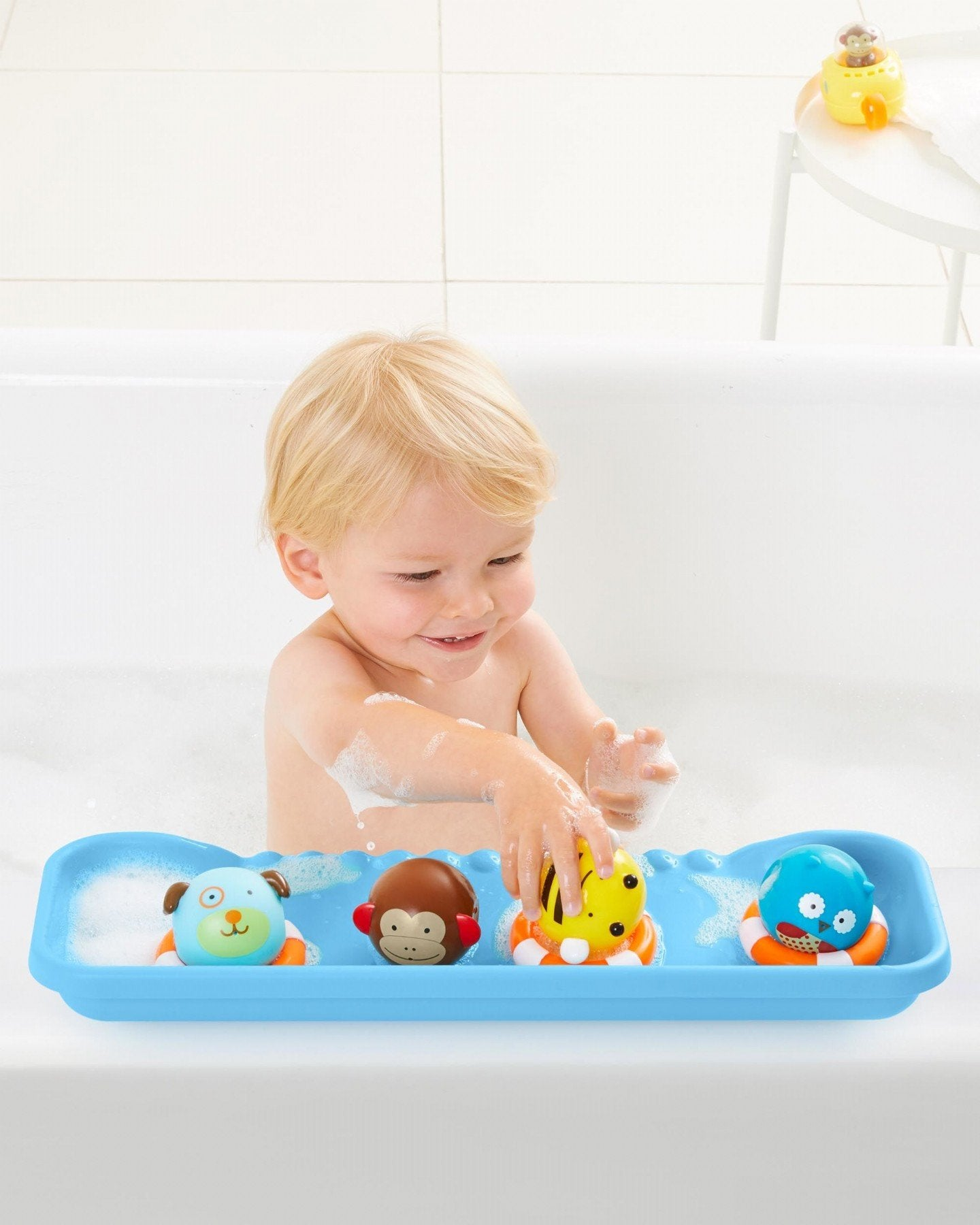 Skip Hop Moby Shelfie Bathtub Play Tray