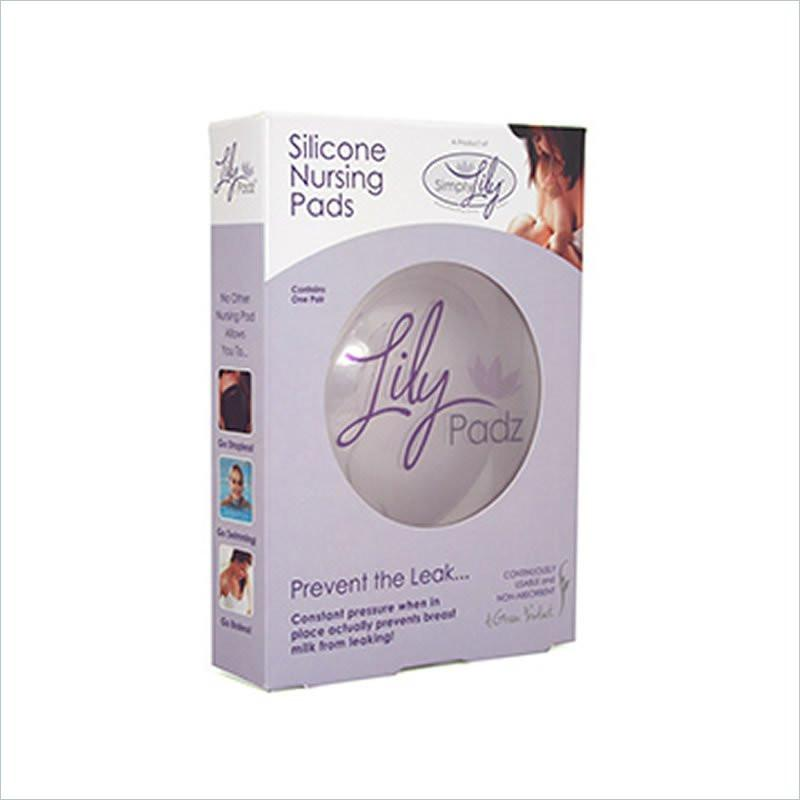 Lily Padz Clear Silicone Breast Pad