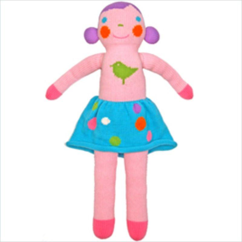 Bla Bla Girls Doll Violet
