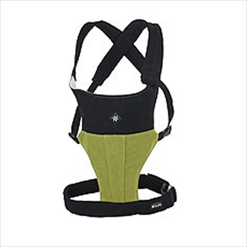 Belle Baby Carrier Organic in Moss