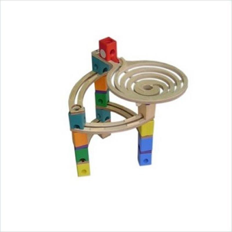 Hape Quadrilla Marble Run Basic Set