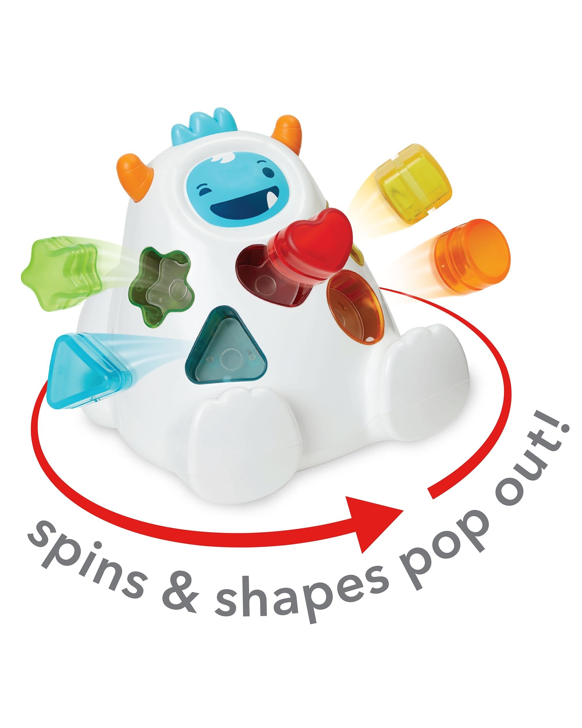 Skip Hop Explore & More™ Sort & Spin Yeti