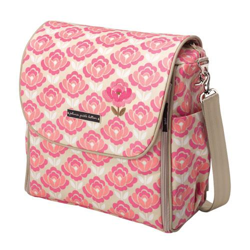 Petunia Pickle Bottom Boxy Backpack in Flowering Firenze