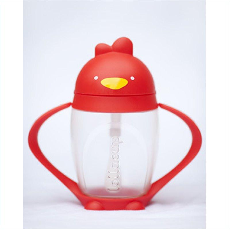 Lollacup Kids Sip Cup in Bold Red