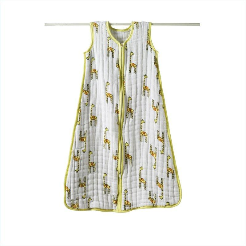 Aden + Anais Jungle Jam Cozy Sleeping Bag - Giraffe