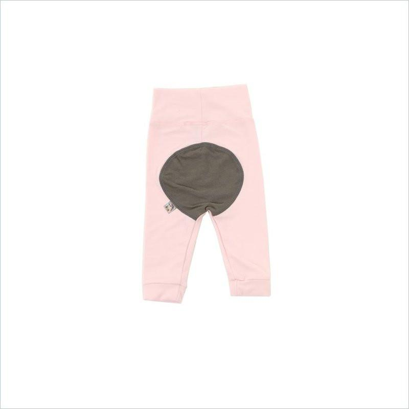 Westcoast Baby Bamboo Sprout Pants in Tickled Pink