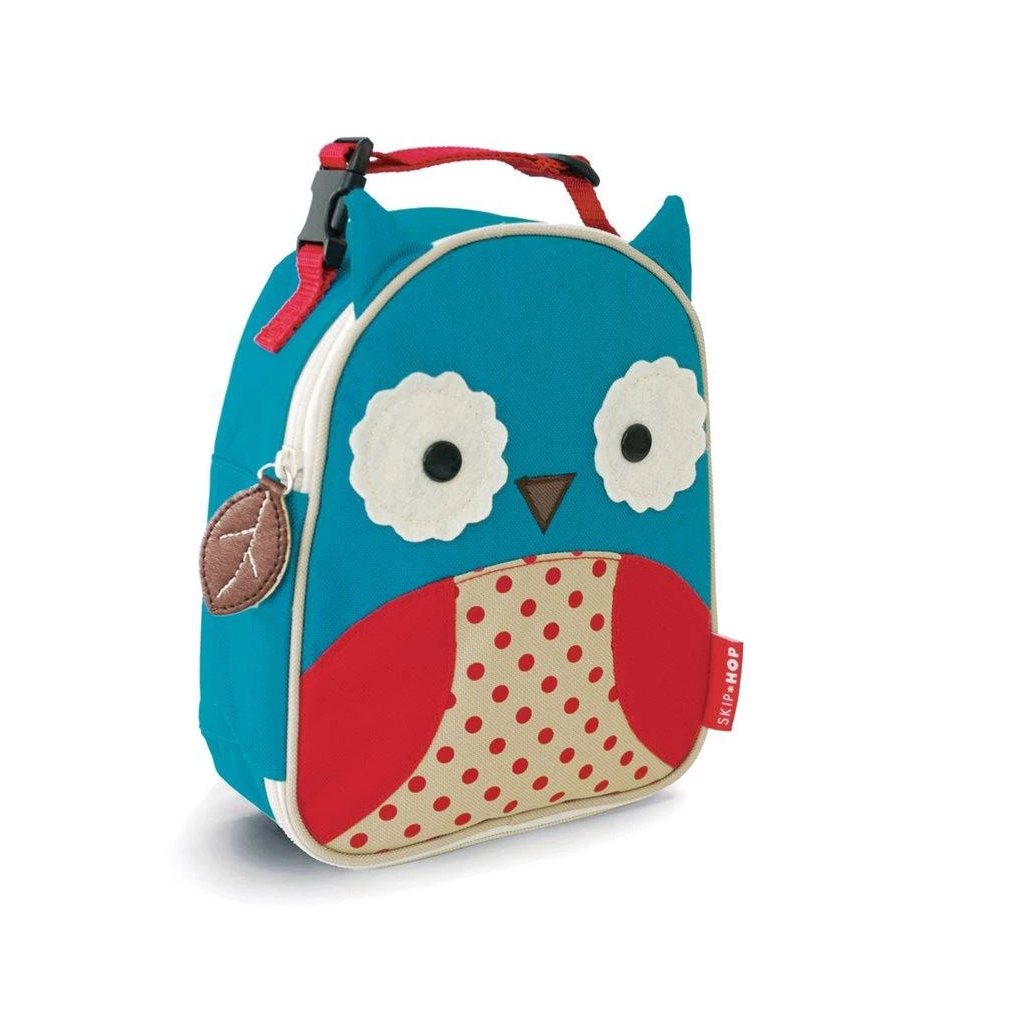 Skip Hop Zoo Lunchies Insulated Lunch Bag in Owl