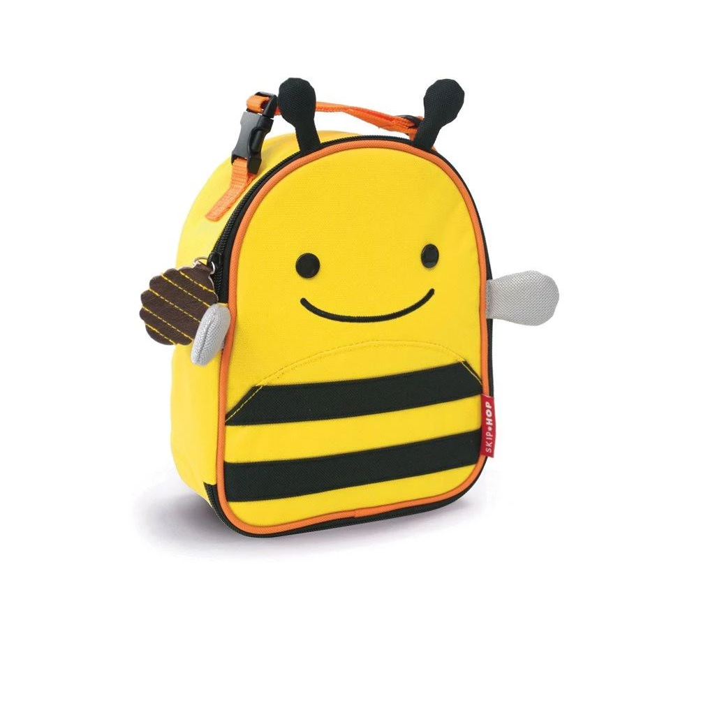 Skip Hop Zoo Lunchies Insulated Lunch Bag in Bee