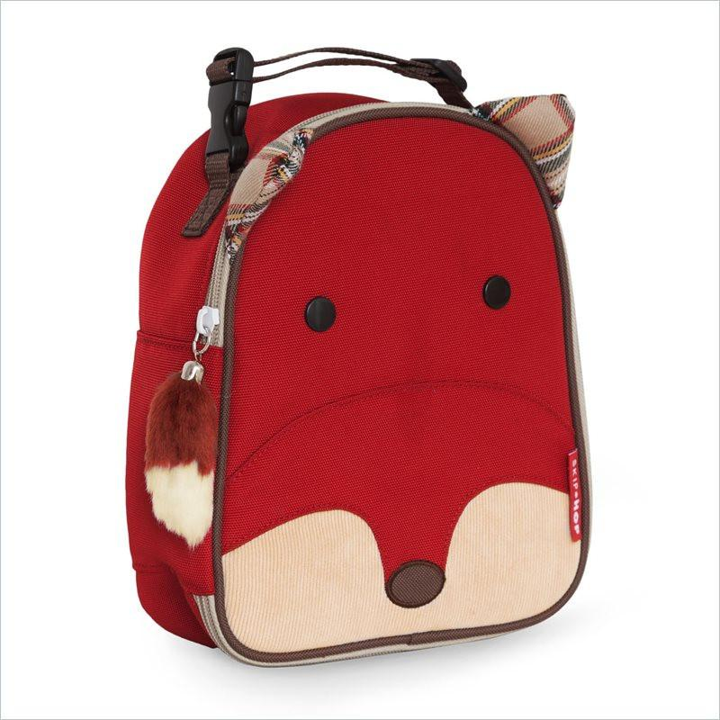 Skip Hop Zoo Lunchies Insulated Lunch Bag in Fox