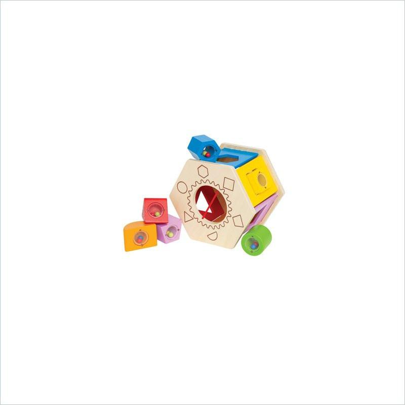 HaPe Toys Shake and Match Shape Sorter