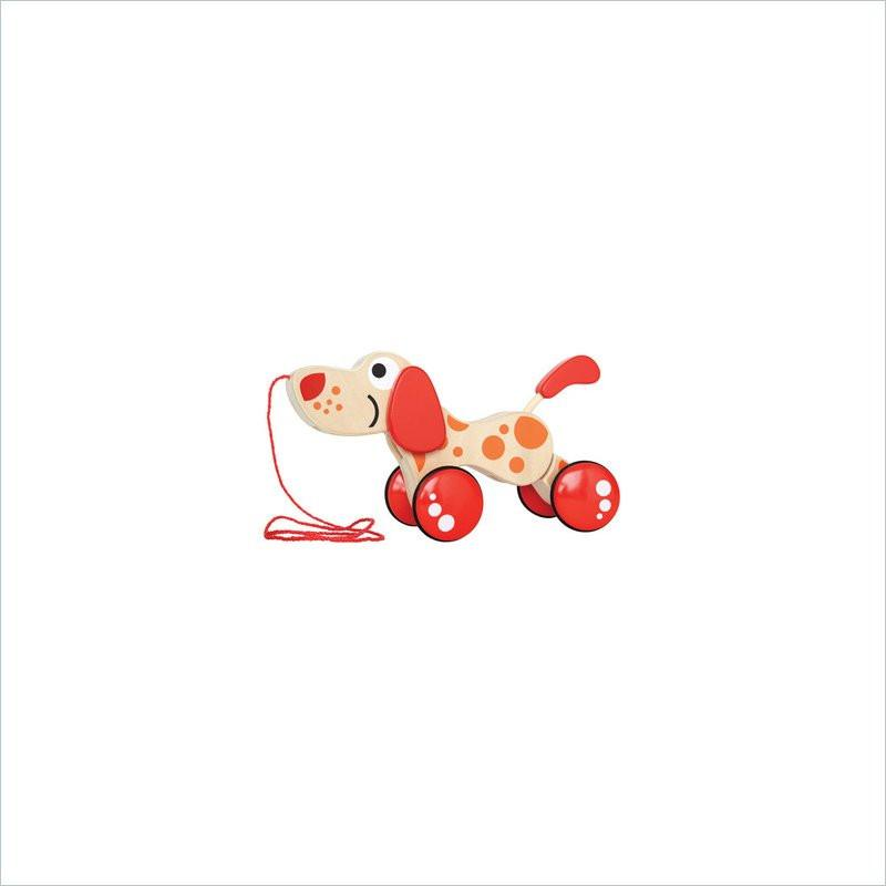 HaPe Toys Walk-Along Puppy