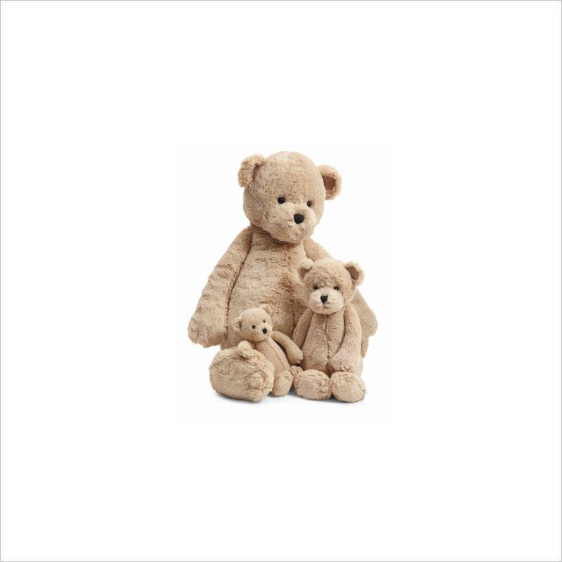 Jellycat Bashful Honey Bear - Medium 12""
