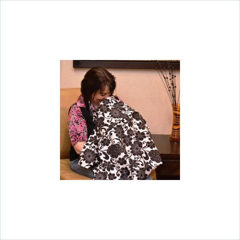 Booby Trapper Nursing Cover in Sophistication