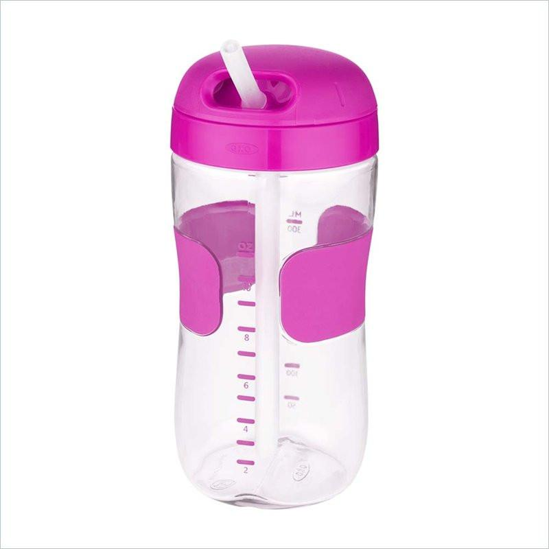 OXO Tot 11 oz. Straw Cup in Pink