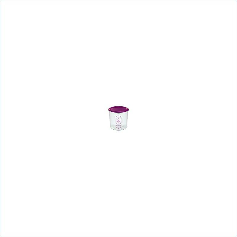Beaba Portions 16oz Tritan in Plum