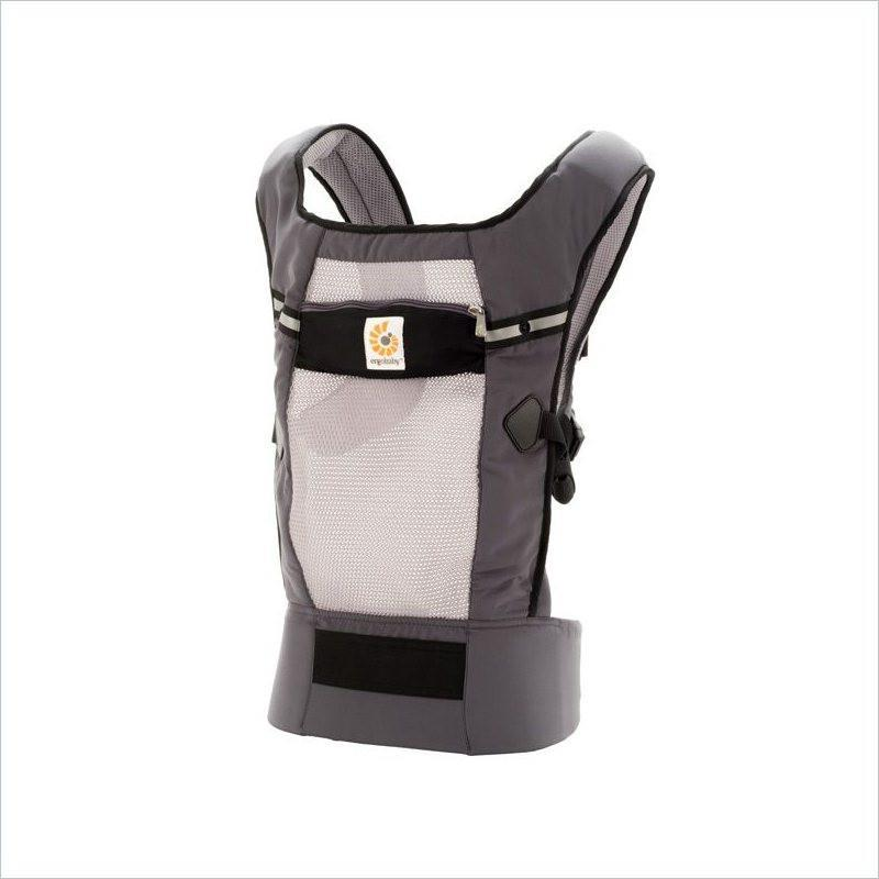 Ergobaby Performance Baby Carrier in Ventus Graphite