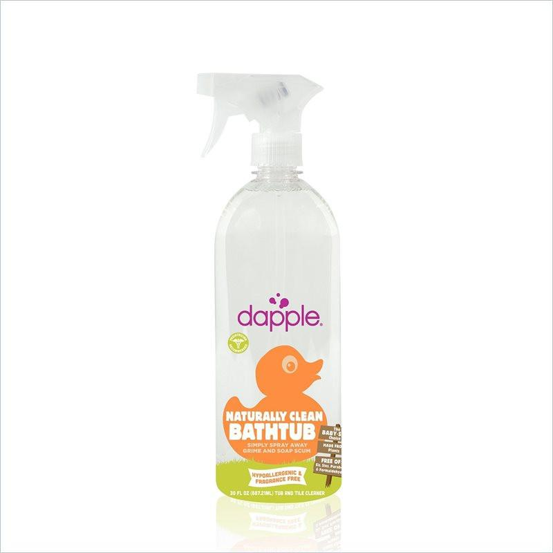 Dapple 30oz Bathtub and Tile Spray Cleaner