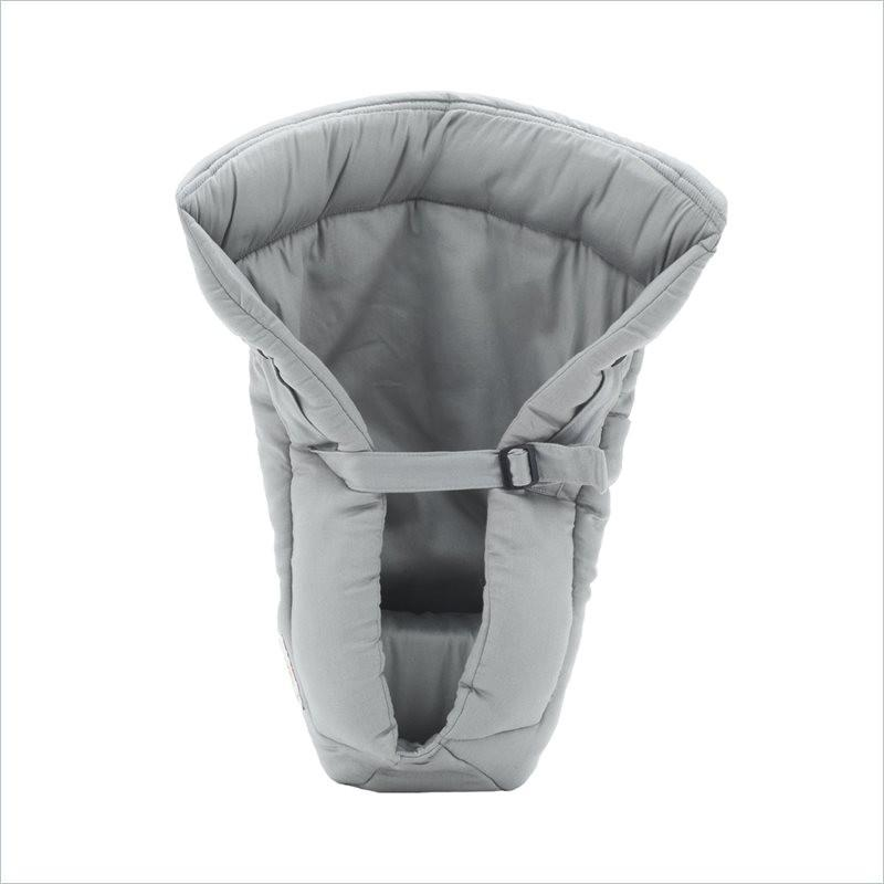 Ergo Baby Infant Insert in Grey