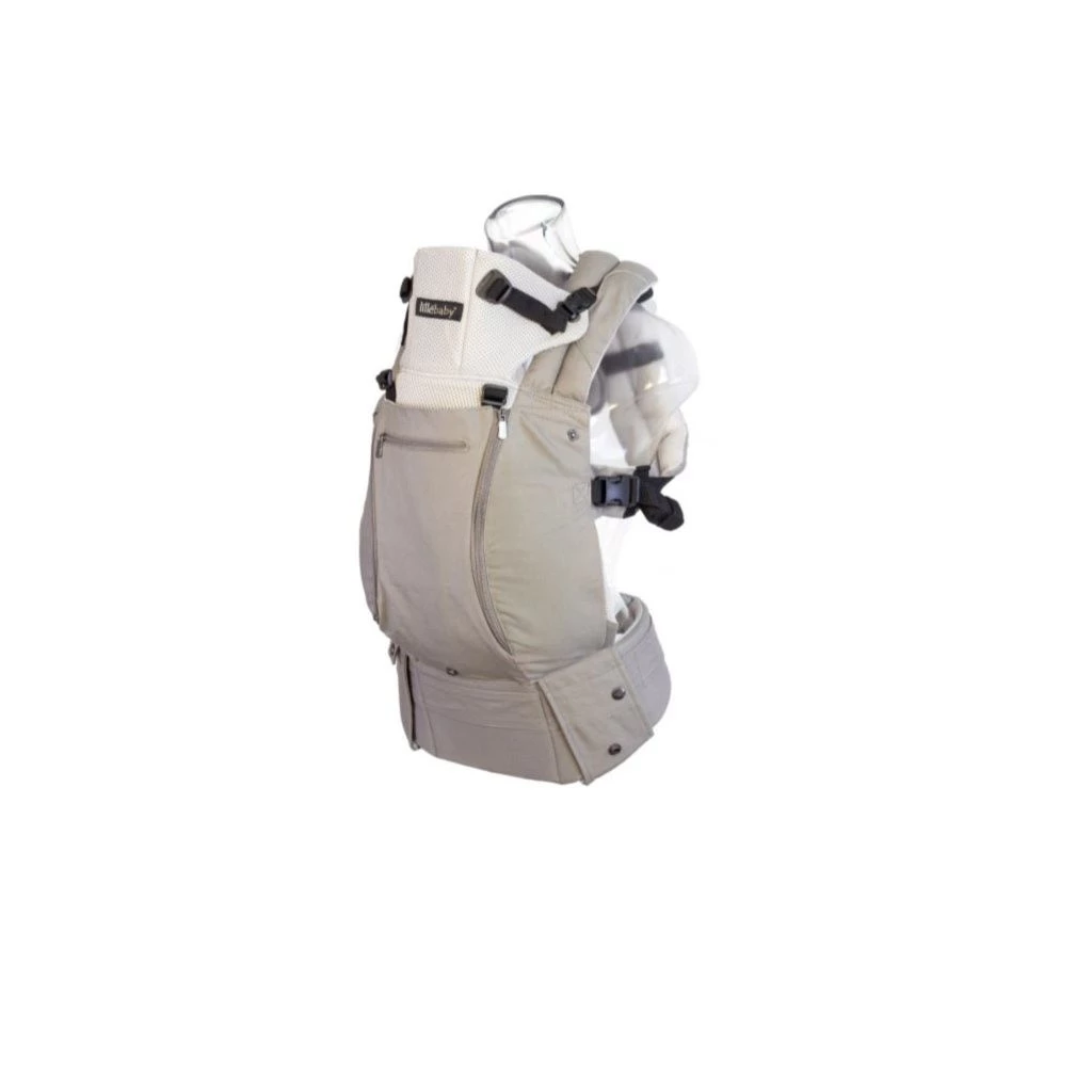 Lillebaby All Seasons Baby Carrier in Stone